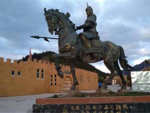 """""""东汉战狼""""耿恭,用几百兵力抵抗住匈奴两万骑兵的入侵!"""