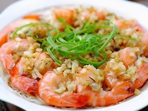 大虾这么做超好吃,不蒸不煮不油炸,不加一滴水不加一粒盐