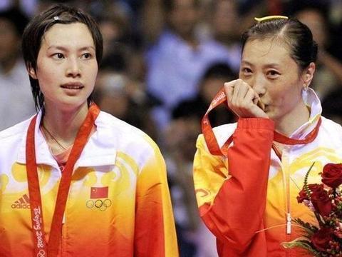 奥运冠军张宁的力量:国羽女单一姐陈雨菲被其精神折服