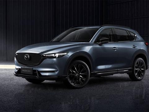 长安马自达CX-5黑骑士版及耀夜特装版将于4月17日上市