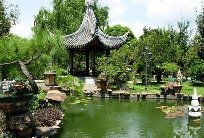 广东私藏了一座中西合璧的绝美私人园林,如今成为旅游景点