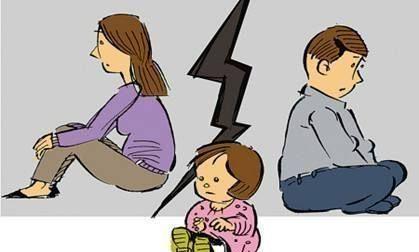 父母离婚对于孩子的影响到底有多大