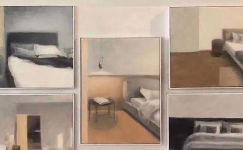 河源市首届油画作品展持续至4月25日