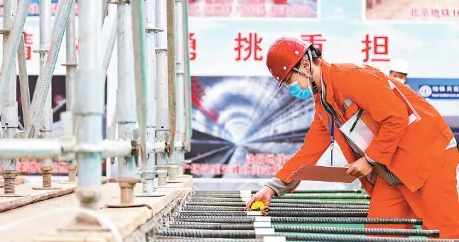 北京今年轨道交通在建线路15条线(段),里程达291公里