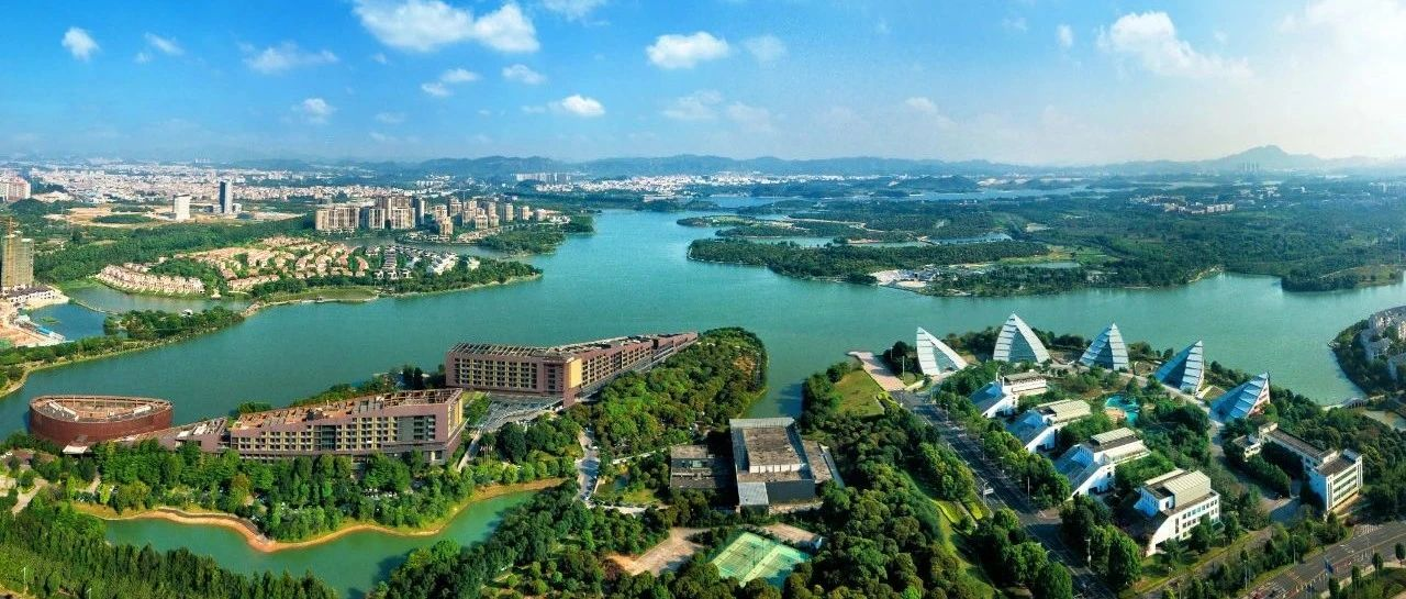 奋进20年,蝶变松山湖——从科技产业园到科学城