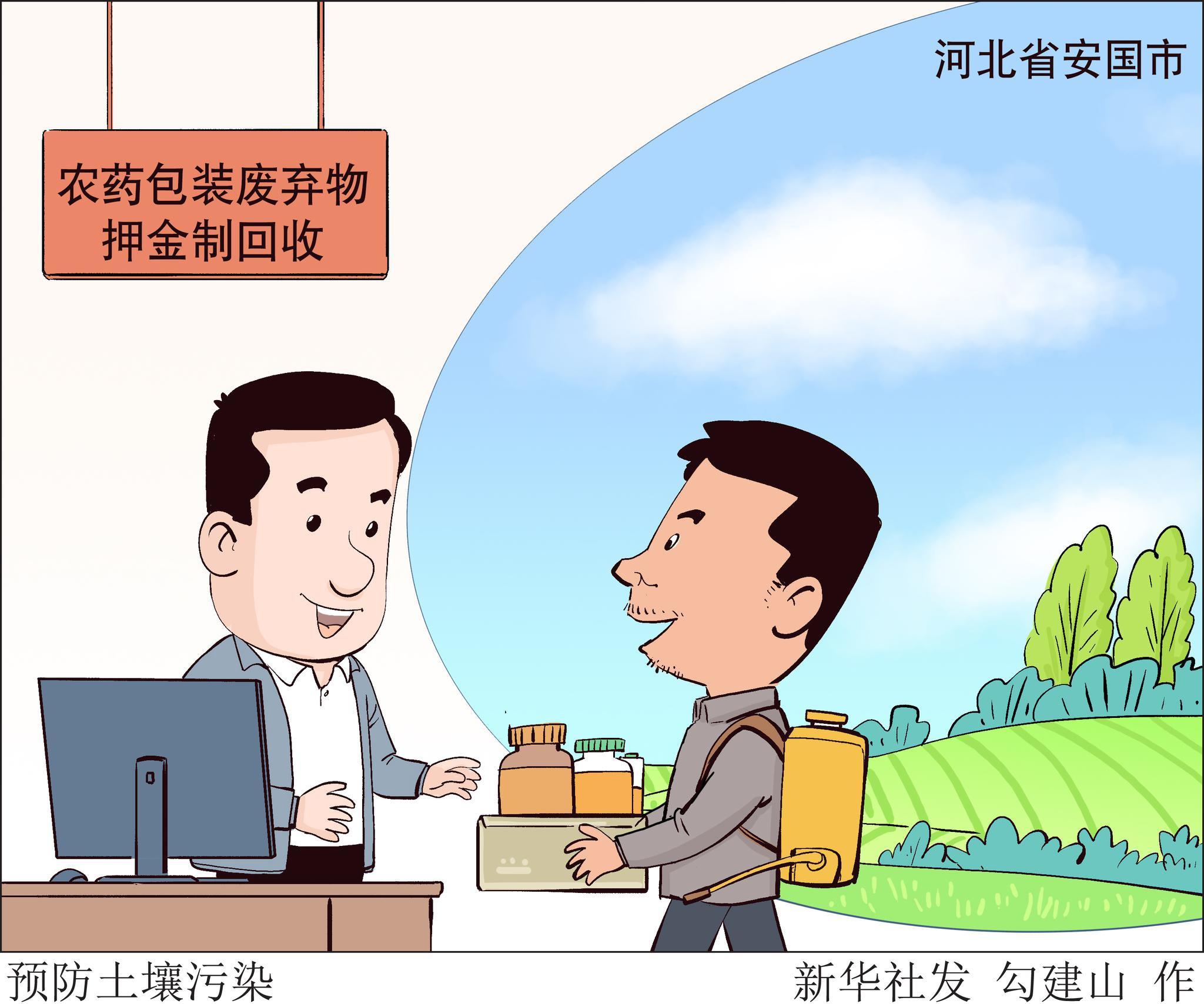 预防土壤污染