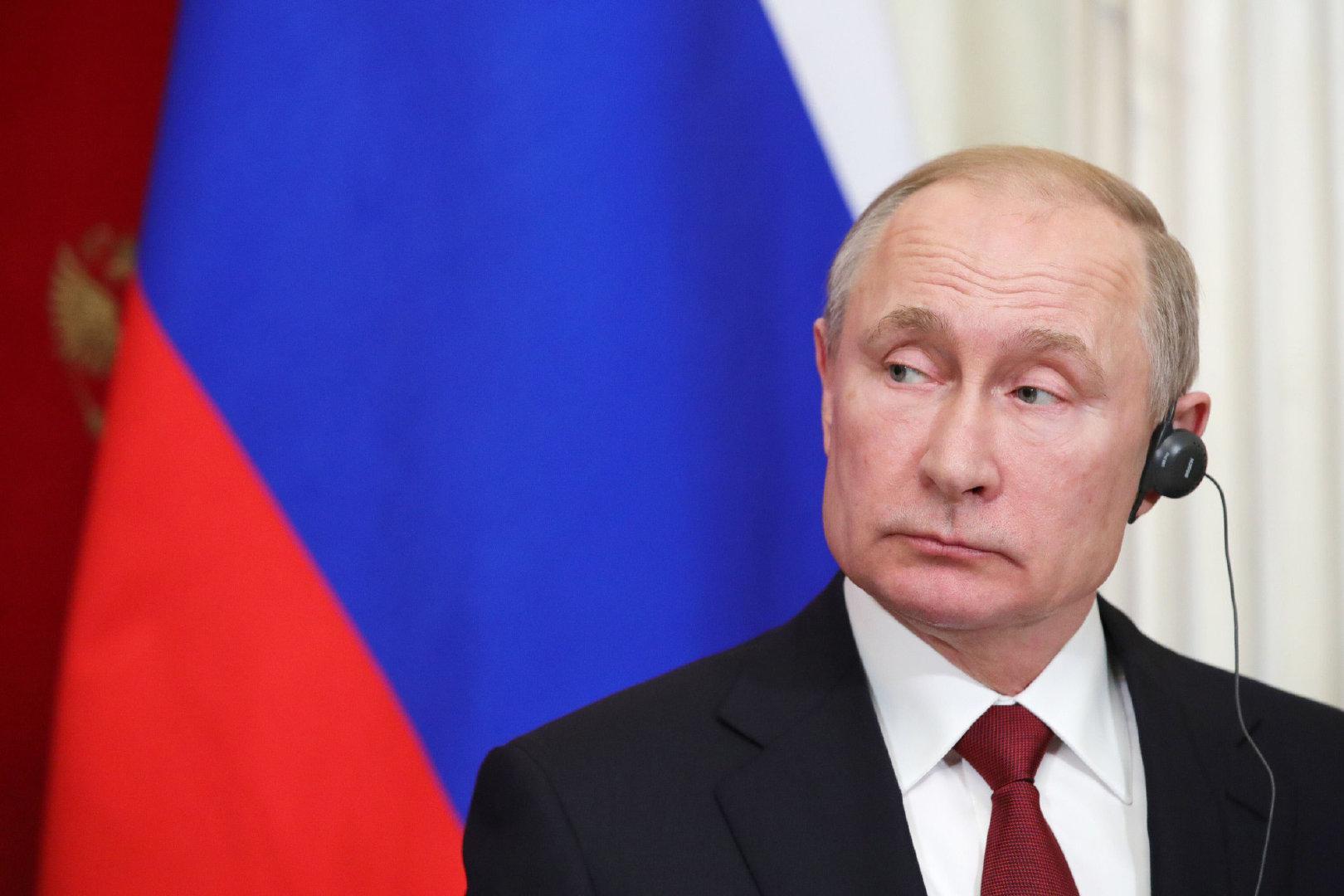 普京决定将对华盛顿实施反制裁