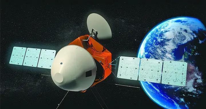 天问一号成功实现变轨,或在5月登陆火星,NASA赶忙致电索要数据