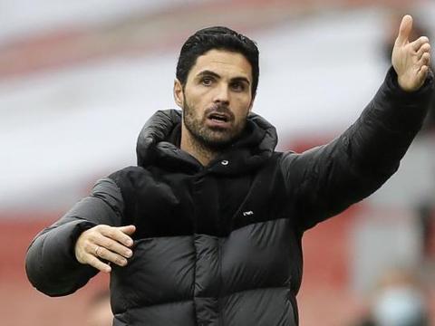 阿尔特塔:对黄潜会很难埃梅里可能是欧联中最成功的主帅