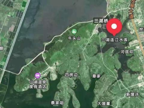 """不想远行怎么办?在湖北嘉鱼邂逅三江连湖,遇见百里""""糖葫芦"""""""