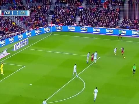 梅西罚点球太调皮了,守门员都懵了