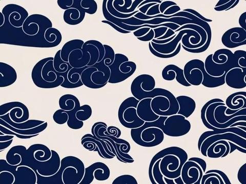 纹饰图典:几何纹样之云纹