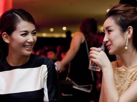 刘涛对秦海璐是真的好,俩人的姐妹情隔着屏幕都能溢出来