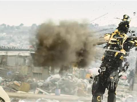 这黑科技太猛了,子弹半空引爆,范围杀伤绝了