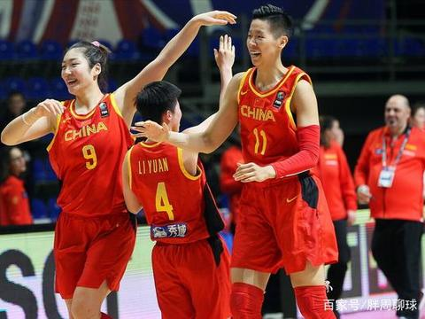 许利民厉兵秣马,中国女篮再收重大利好,奥运会首金希望大增