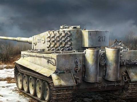 虎式坦克88毫米炮横扫敌军,一分钱一分货,它有什么缺点吗?