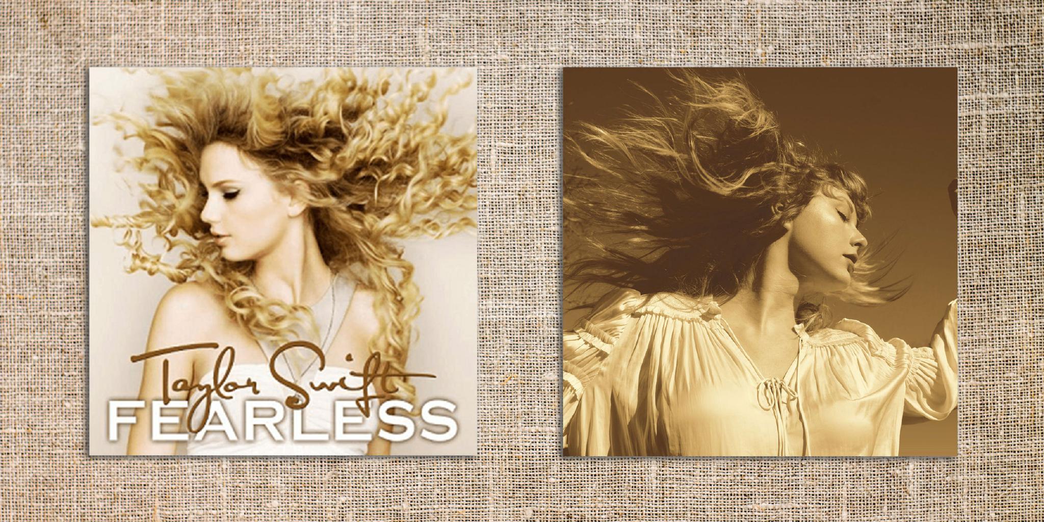 泰勒·斯威夫特《无畏》(Fearless) 重录版在华再获成功