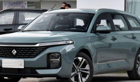 有范又有料,宝骏Valli即将发售,10万左右国民旅行车,全系T动力