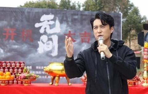 靳东陈道明谍战新剧《无间》将袭,男配曾与赵丽颖组CP,可惜不火