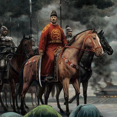 历史上的今天丨明成祖朱棣兵少地僻,为何是唯一藩王造反成功者?