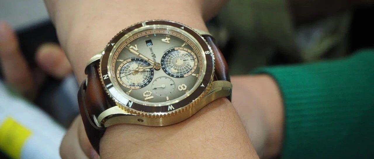 它绝对是5万元最值得的入手的世界时腕表