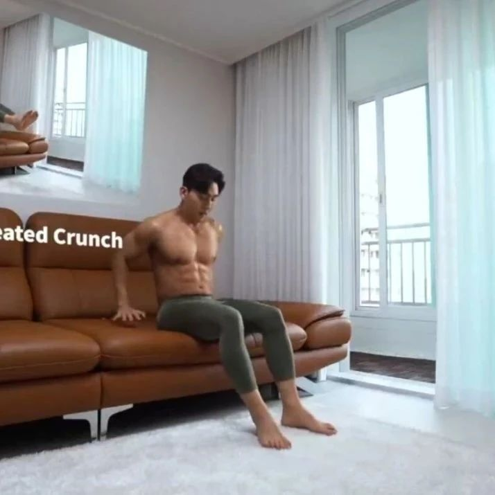 十分钟的居家高强度训练,燃烧脂肪锻炼全身肌肉