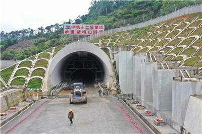 本溪日报我国首条跨海高铁全线最长隧道贯通