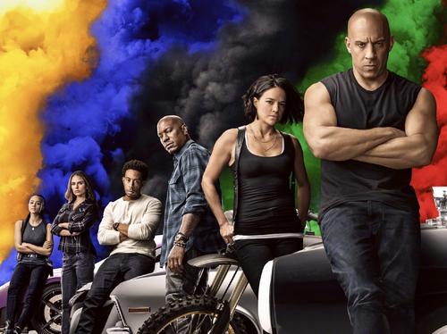 影讯 | 《速度与激情9》定档5月21日 《悬崖之上》北美同步4月30日上映