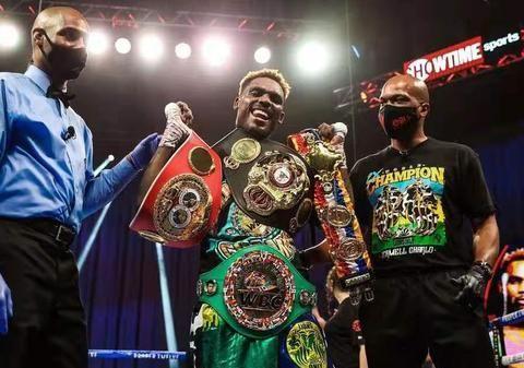 小查洛将和卡斯塔诺打响超次中量级世界拳王统一战