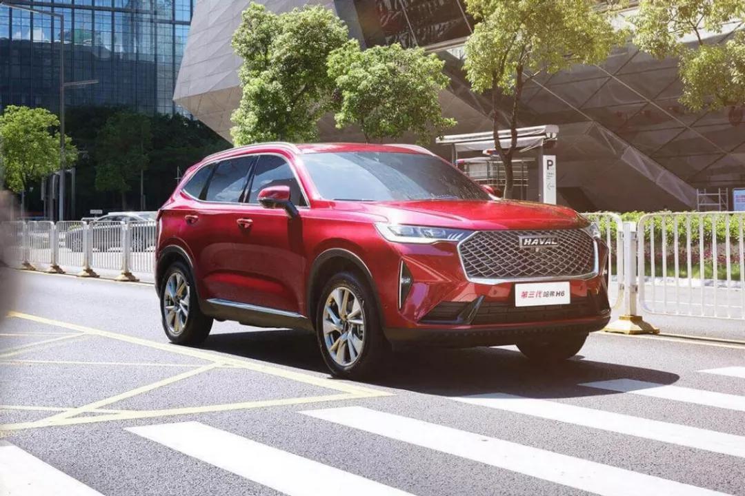 3月SUV市场|自主品牌一半火焰、一半海水,本田成大赢家