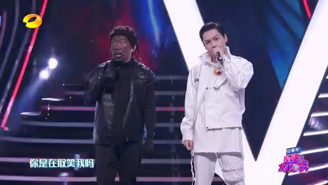 淦哈哈哈哈怎么会这么好笑,杨迪和刘维这段简直太神了……