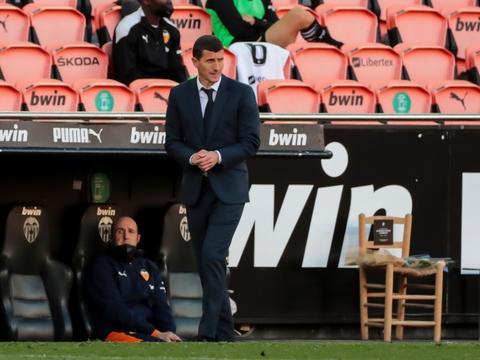 瓦伦西亚会在赛季末解雇格拉西亚,贝尼特斯可能再度执教