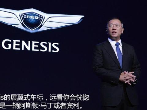 """韩国版""""劳斯莱斯""""入华销售,上海车展又亮相,还买奔驰、宝马?"""