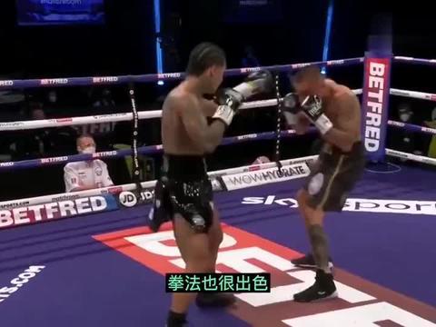 重拳比帕奎奥还残暴,1回合组合重拳秒杀瓦格斯