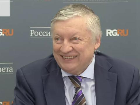 卡尔波夫:中国已形成最强的国际象棋学派之一