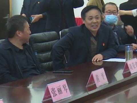 北京市教委、河南省教育厅领导到南阳市第二十二中学调研