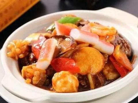 美食推荐:八珍豆腐,红烧鸡腿,荷兰豆炒腊肠,莴笋炒鸡肉的做法