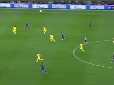 梅西成人之美,格列兹曼收获巴萨个人欧冠首球