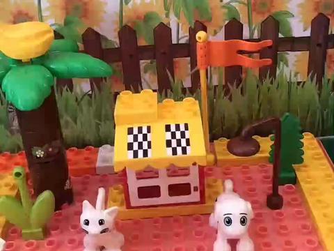 小强家里有可爱的猫猫还有好多好玩的玩具,大家想和他一起玩吗