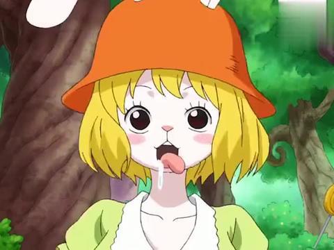 海贼王:带着草帽团的三个熊孩子,娜美真是操碎了心,太皮了!