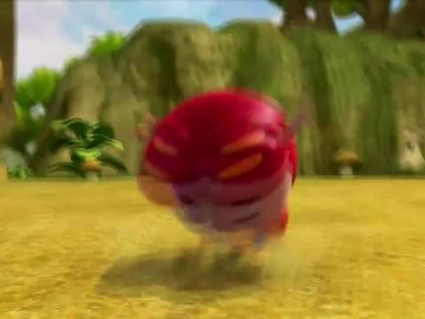 猪猪侠:小猪猪和大家一起玩,还差点掉进陷阱,太吓人啊
