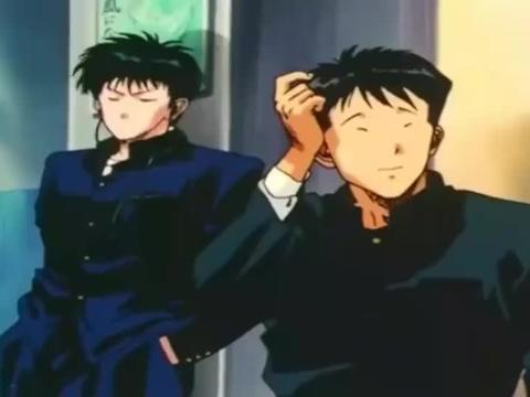 灌篮高手:三井解救铁男被困,樱木睡过头,马上要迟到了