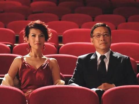 TVB剧中父女恋合集:刘松仁一夫多妻,他们差41岁却很般配