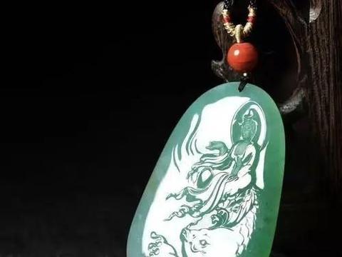 """""""梓庆削木为鐻,鐻成,见者惊忧鬼神"""",翡翠的雕刻流程是怎样的"""