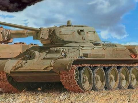 黑豹中型坦克一击必杀:3千米外击穿谢尔曼,它有什么缺点吗?