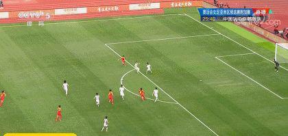 总比分中国女足3-3韩国女足