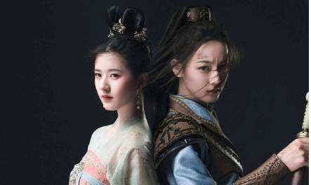 按照《长歌行》剧情发展,赵露思将碾压迪丽热巴,人物形象太讨喜