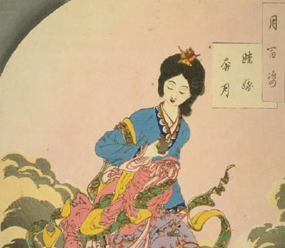 那些以中国故事为题材的日本浮世绘,你看过多少张?太美了