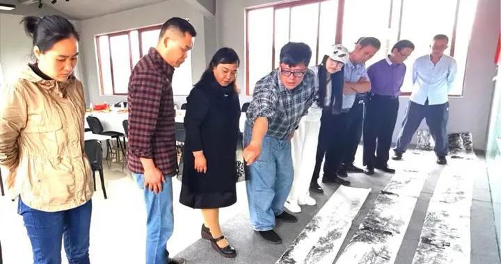 邕城画家将创作百米长卷庆祝中国共产党建党100周年
