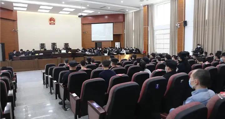 南充公开开庭审理特大跨国电信诈骗案